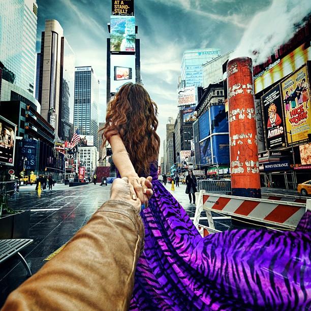 follow me murad osmann nyc