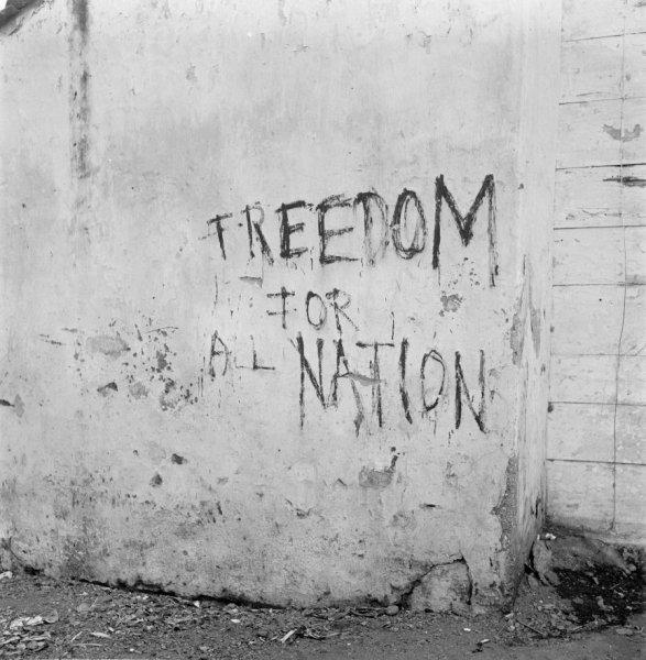 grafiti perjuangan indonesia