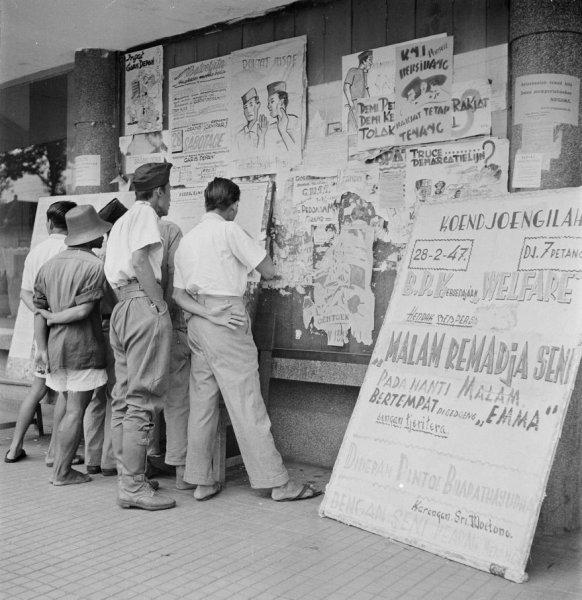 poster perjuangan kemerdekaan 3
