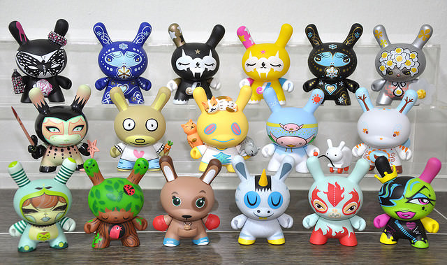 dunny series 2