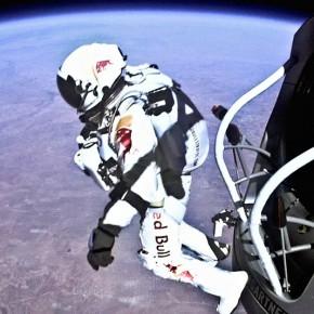 video gopro felix baumgartner