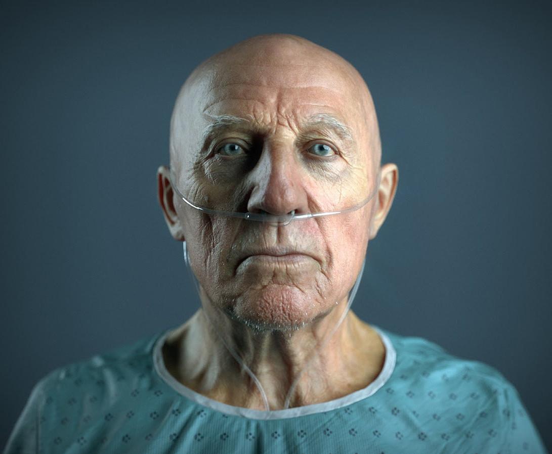 10 Render 3D Realistis - ABUELACO by Alex Huguet