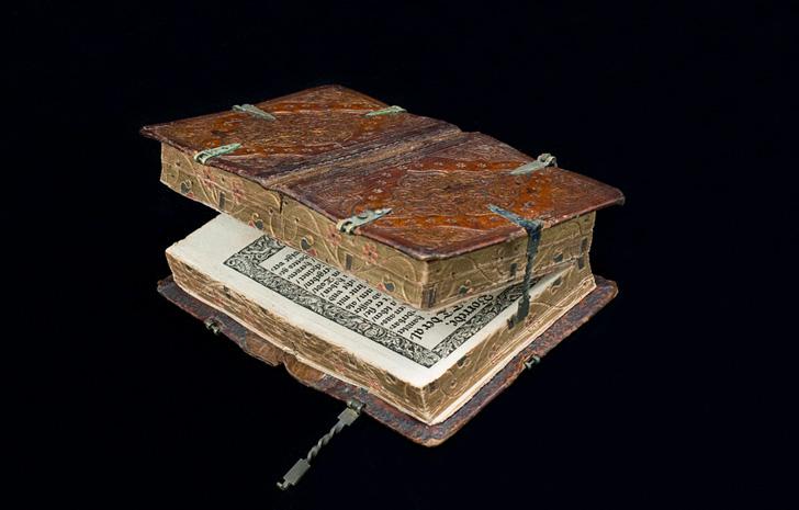 6 Buku Langka di Abad ke 16 Akhirnya Dijadikan Satu_1