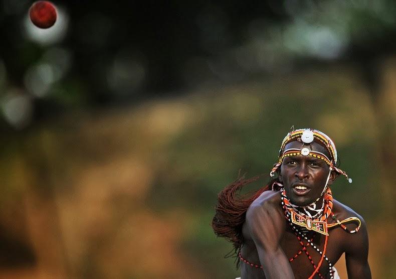 Kemuliaan Dari Kesatria Asal Maasai, Kenya