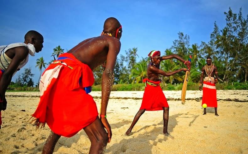 Kemuliaan Dari Kesatria Asal Maasai, Kenya_1