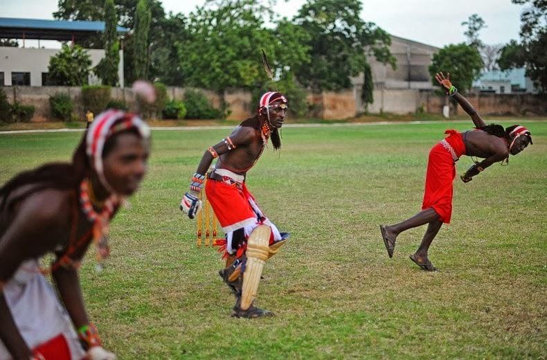 Kemuliaan Dari Kesatria Asal Maasai, Kenya_16