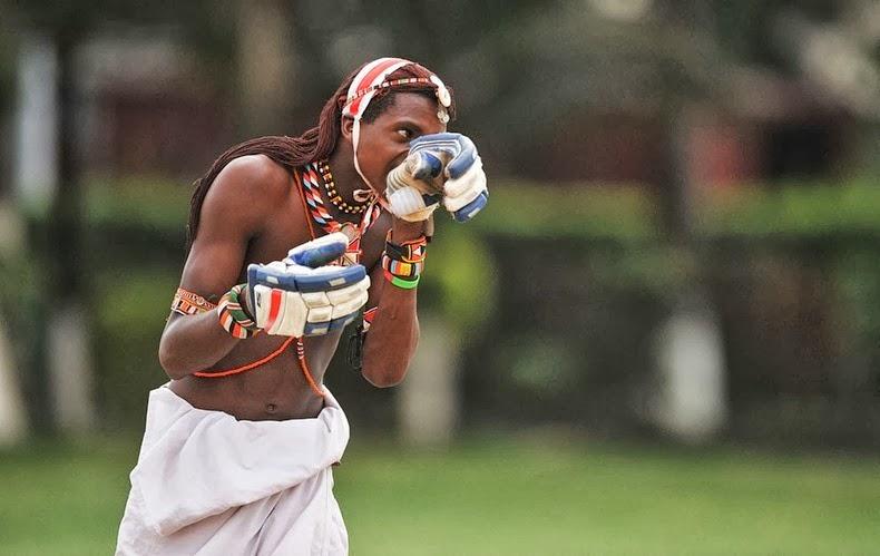 Kemuliaan Dari Kesatria Asal Maasai, Kenya_18
