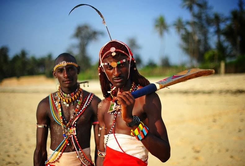 Kemuliaan Dari Kesatria Asal Maasai, Kenya_2