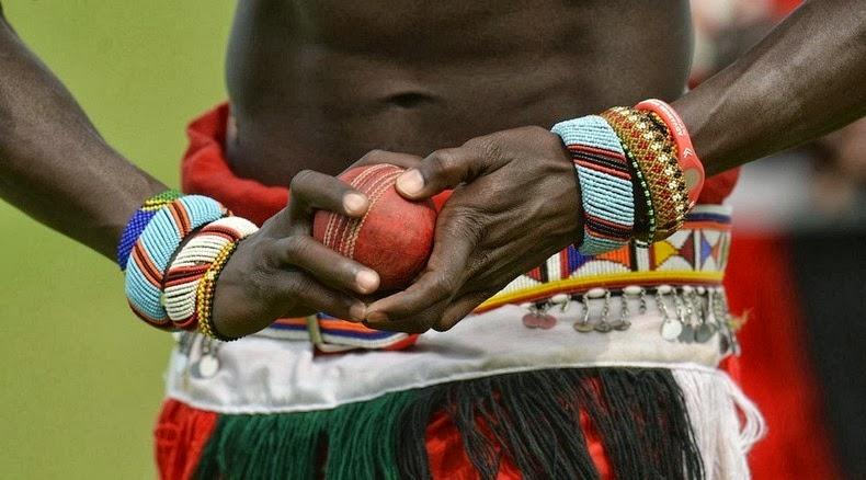 Kemuliaan Dari Kesatria Asal Maasai, Kenya_5