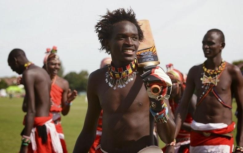 Kemuliaan Dari Kesatria Asal Maasai, Kenya_6