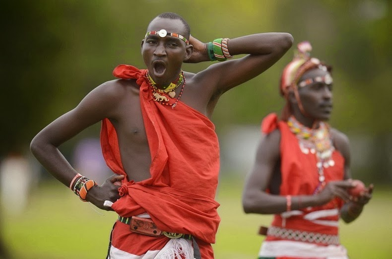 Kemuliaan Dari Kesatria Asal Maasai, Kenya_7
