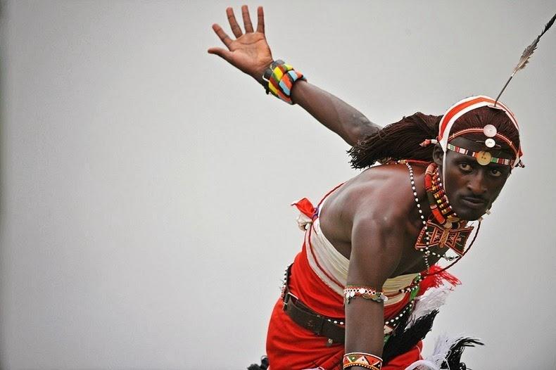 Kemuliaan Dari Kesatria Asal Maasai, Kenya_9