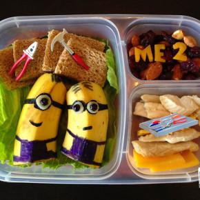 Kotak Makan Siang Ayah – Kreasi Mengesankan untuk Putri Kecilnya