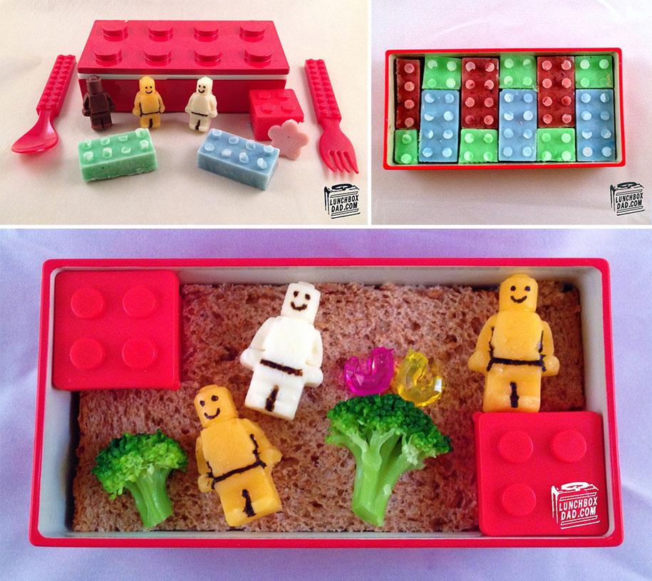 Kotak Makan Siang Ayah -Kreasi Mengesankan untuk Putri Kecilnya_4