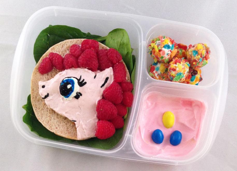 Kotak Makan Siang Ayah -Kreasi Mengesankan untuk Putri Kecilnya_8
