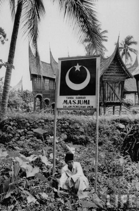 Pemilu Indonesia 1955 Partai Masjumi