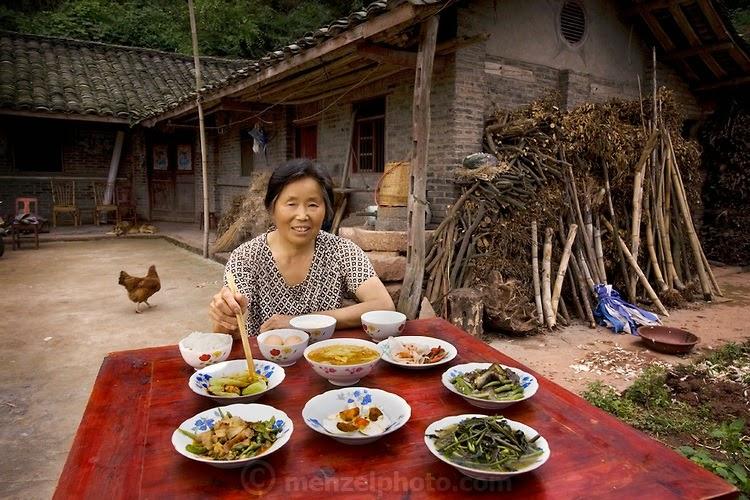 Ringkasan Buku What I Eat Around the World in 80 Diets_15