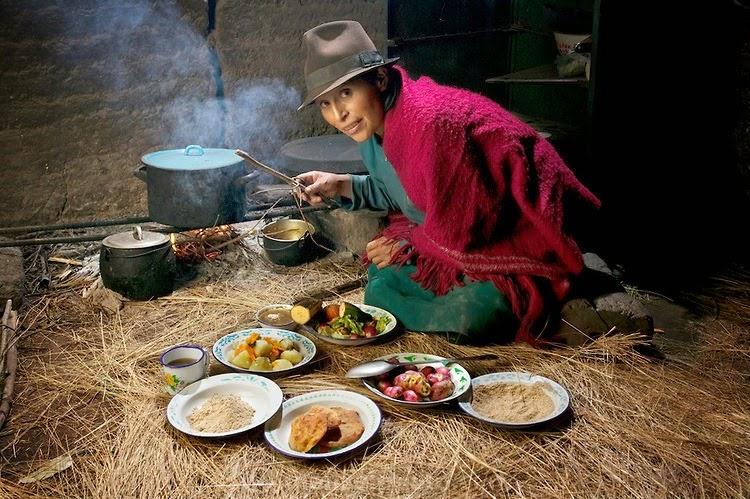 Ringkasan Buku What I Eat Around the World in 80 Diets_16