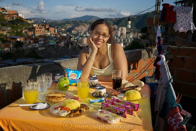 Ringkasan Buku What I Eat Around the World in 80 Diets_2