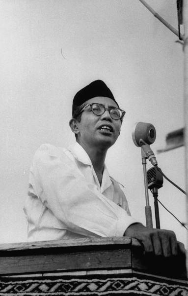 mohammad natsir pemilu 1955