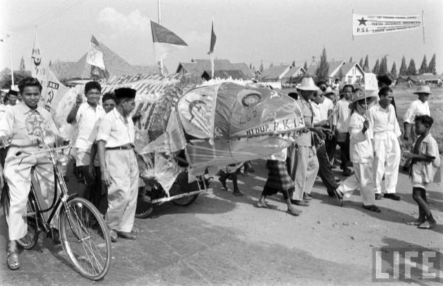 pemilu indonesia 1955 - 1