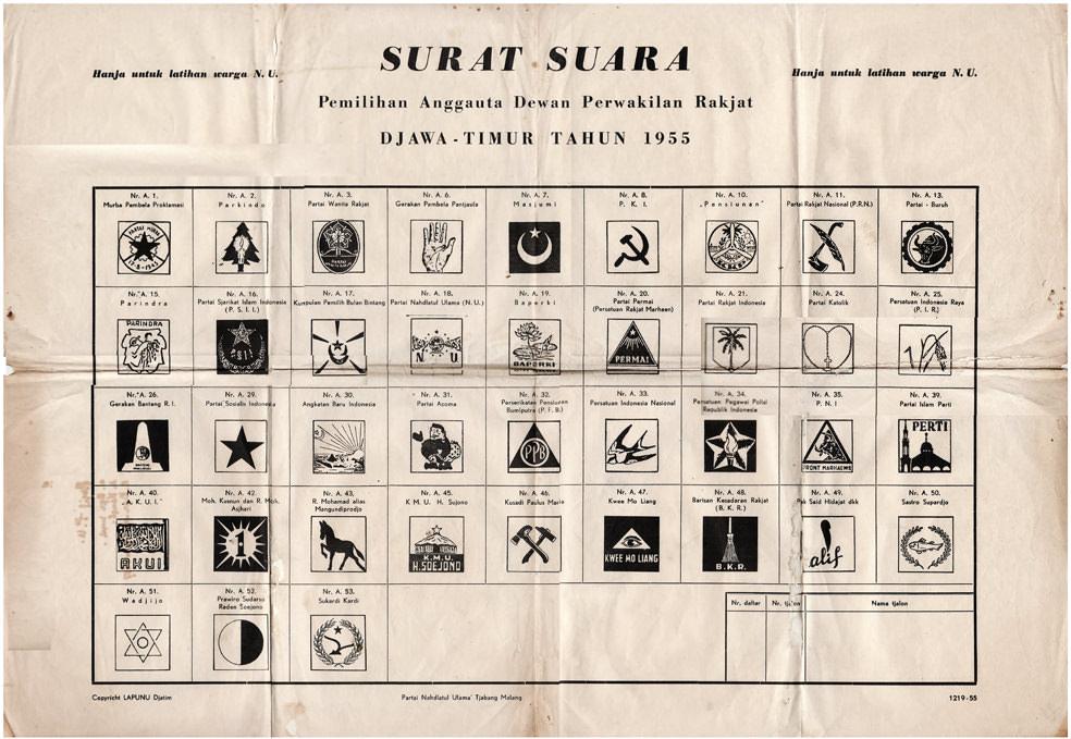 pemilu indonesia 1955 - 18