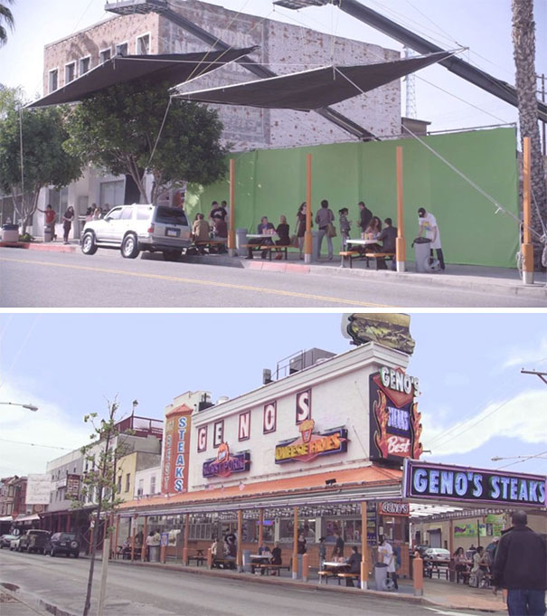 visual efek film sebelum dan sesudah 18