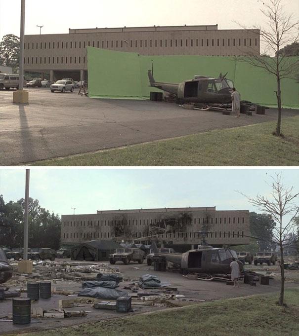visual efek film sebelum dan sesudah 2