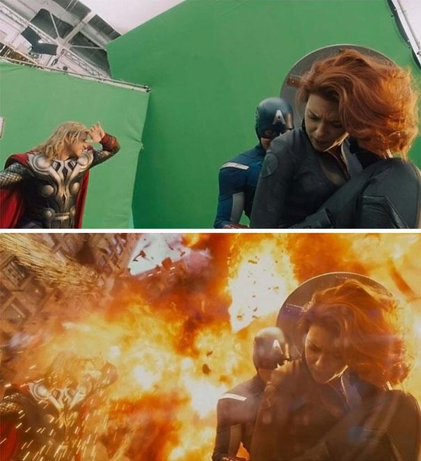 visual efek film sebelum dan sesudah 20