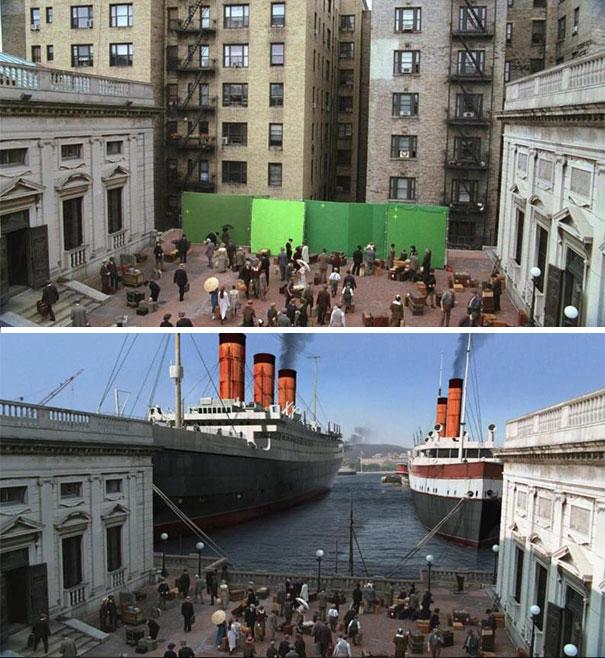 visual efek film sebelum dan sesudah 21