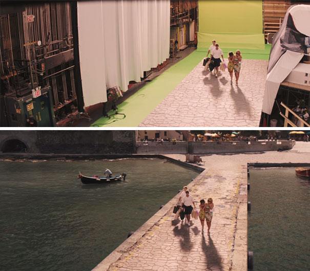 visual efek film sebelum dan sesudah 4