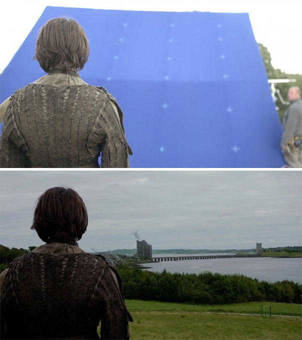 visual efek film sebelum dan sesudah 6