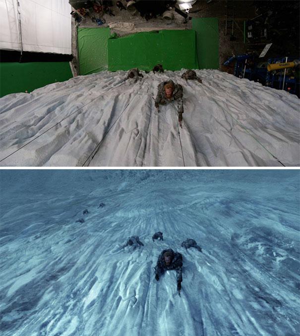 visual efek film sebelum dan sesudah 8