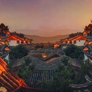 The Old Town Of Lijiang Kini Menjadi Warisan Dunia Terbaru