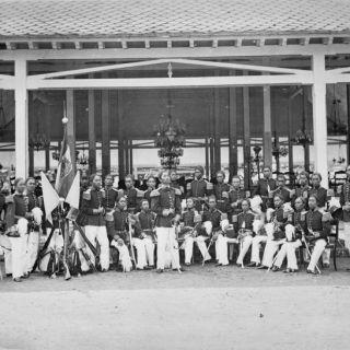 Sejarah Singkat Legiun Mangkunegaran, Pasukan Tentara Modern Pertama di Jawa