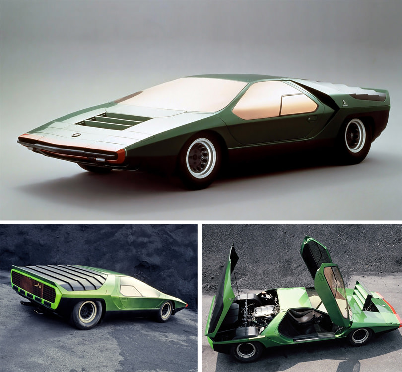 alfa romeo carabo retro classic car 02