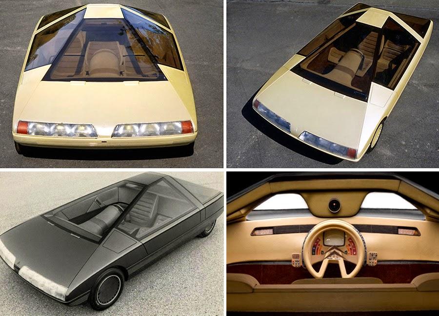 citroen karin retro classic car 01