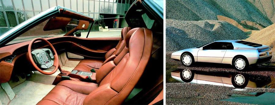 ford maya retro classic car 01