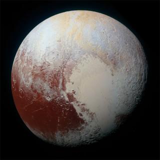 Pluto adalah Merah, Foto-Foto dan Fakta Terbaru Pluto