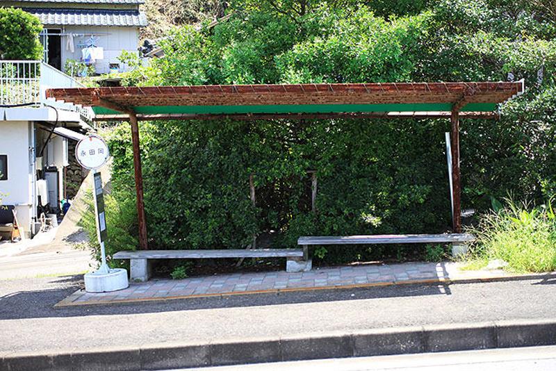 halte bus unik jepang 07
