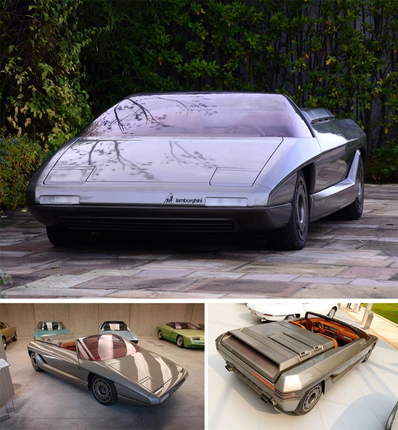 lamborghini athon retro classic car 05