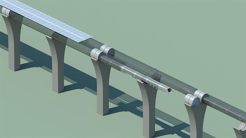sistem transportasi tercepat hyperloop 02